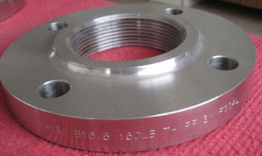 Alloy Steel Screwed Flange