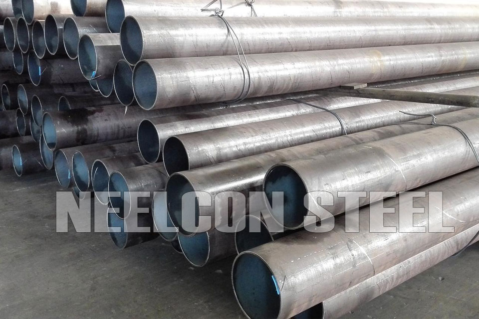 API 5L X70 Welded Pipe ready stock in our Stockyard
