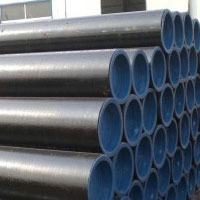 API 5L Mild Welded Black Pipe Steel Tube Oil Pipe