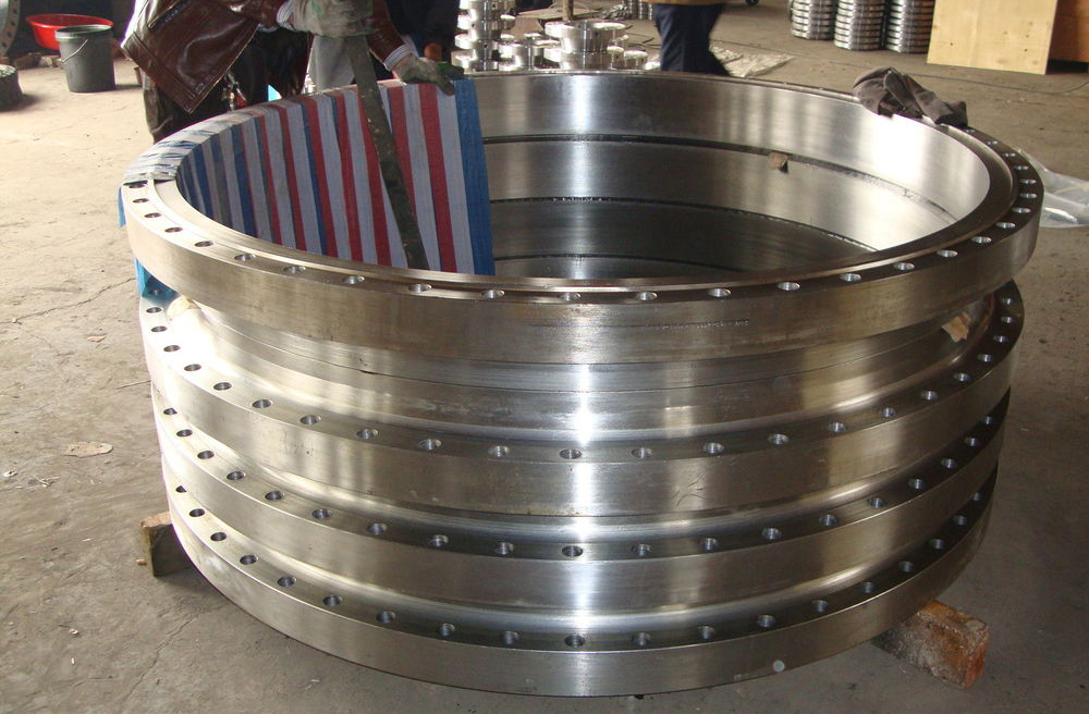 Flanges Manufacturing / Godown