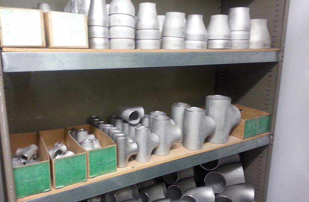 Pipe Fittings Manufacturing Packing Factory Godown India