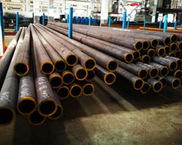 ST35 DIN 2391 Carbon Steel Seamless Pipes