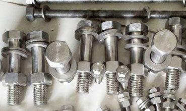 Stainless Steel Fasteners Suppliers in India
