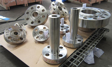 Stainless Steel Flanges Suppliers in India