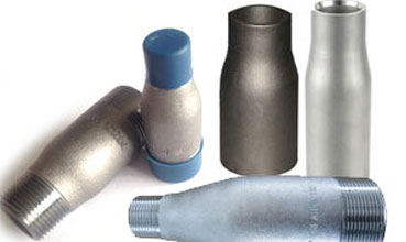 Carbon Steel Butt Weld Swage Nipple Suppliers in India