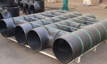 Carbon Steel Butt Weld Equal Tee Suppliers in India