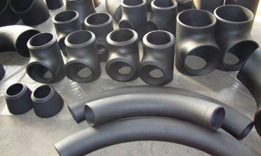 Carbon Steel Buttweld Pipe Bend Suppliers in India