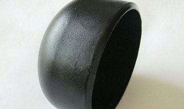 Carbon Steel Buttweld Pipe Cap Suppliers in India