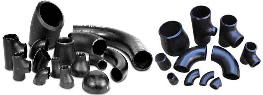 Carbon Steel Pipe Fittings Suppliers in Mumbai, India