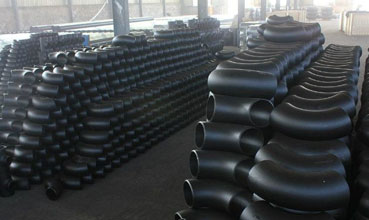Carbon Steel Buttweld 90 Degree Elbow Suppliers in India