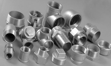 Screwed & Forged Fittings Suppliers in India