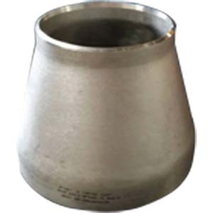 Reducer Conc, ASTM A403 WP316L, 6 X 4 Inch