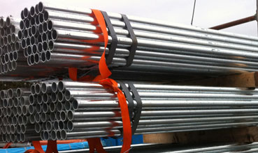 A53 Grooved Galvanized Pipe, SCH 40, 6 Inch Suppliers