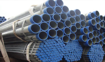ASTM A153 Galvanized Steel Pipe, BE, SCH STD Suppliers