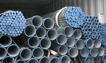 Threaded Galvanized Pipe, A53, A106, A519, A213 Suppliers