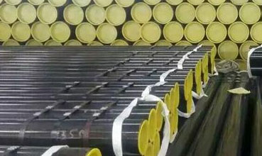 Bevelled Hot Expanded Seamless Pipe SCH 40 DN200