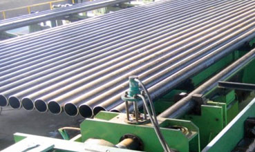 SCH 10S 6M Bevelled Stainless Steel Pipe