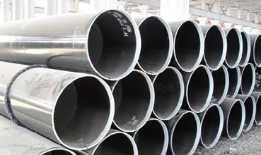 Beveled LSAW Pipe, API 5L Gr B, SCH 30, DN750