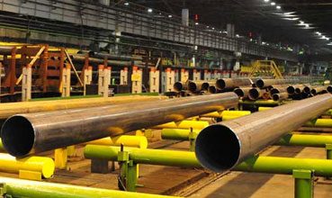 Bevelled LSAW Pipe, DN500, SCH 20, 12m/PC Suppliers