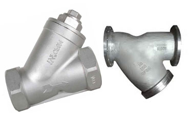 Y- Type Strainers Suppliers in India